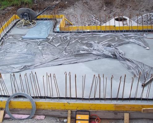 anbau einfamilienhaus fuschl baufirma abtenau salzburg RF Bau