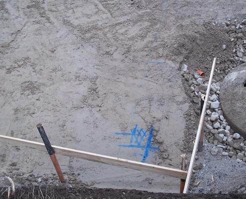 baggerarbeiten aussenanlage baufirma Abtenau kanalgraben salzburg