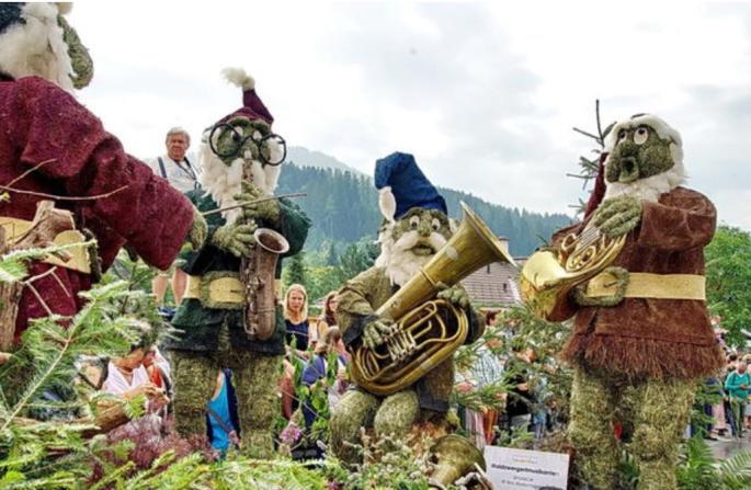 Heuartfest Russbach